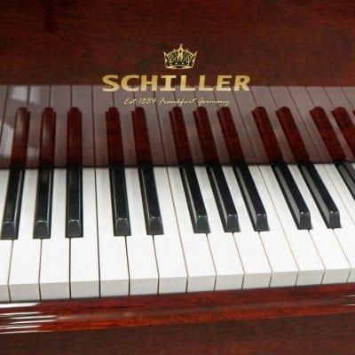 schilller 178 concert mahogany keys