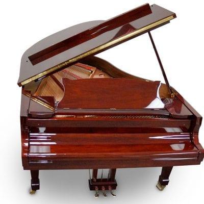 schilller 178 concert mahogany closed