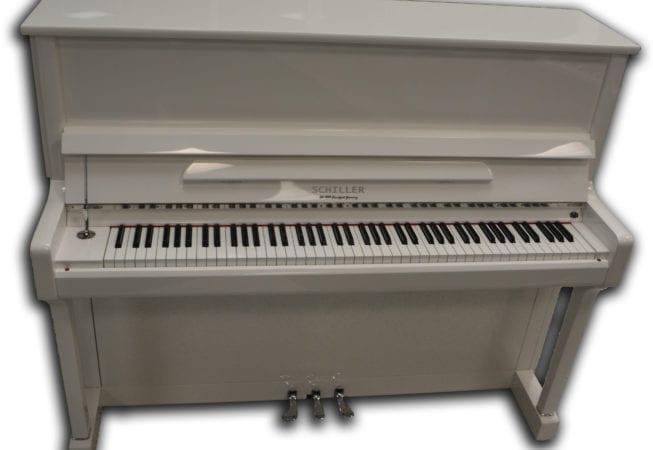 Schiller C48 keys
